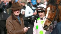 Willie Mullins upbeat on Faugheen ahead of Irish Champion Hurdle