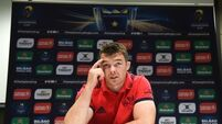 Last year has no relevance, says Peter O'Mahony