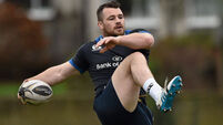 Suspended Cian Healy to miss festive derbies