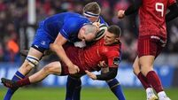 Reds repelled as Jordan Larmour try lights up Thomond