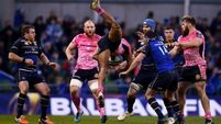 Leinster answer another question