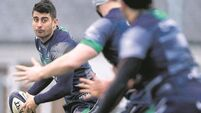 Kieran Keane hoping Tiernan O'Halloran deal will inspire Connacht