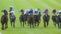 2018 Tattersalls Irish Guineas Festival - Day Two - Curragh Racecourse
