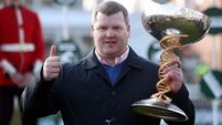 Nicholls bullish ahead of Vicente's history bid