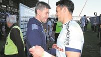 So Dan Carter and I were shooting the breeze in the gym one day…