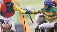 Martin proves unlikely flag-bearer for Ireland's Gold Cup challenge