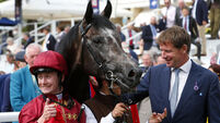 Oisin Murphy primed for Investec Derby action with Roaring Lion