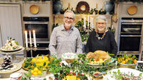 Rory O'Connell and Darina Allen pay tribute to Christmas past