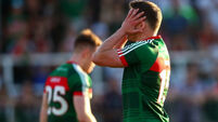 Mayo players will be done soon enough — but soon enough need not be now