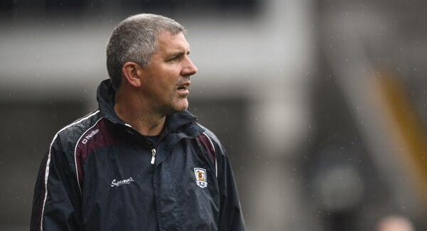 Kevin Walsh watches on as Galway defeated Kerry in the first round of the 'Super 8s'