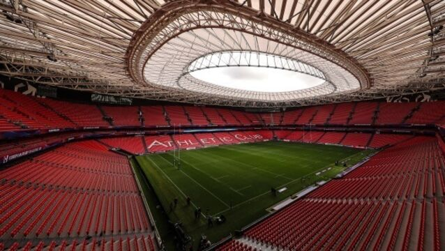 Champions Cup hosts Bilbao a new frontier for rugby country