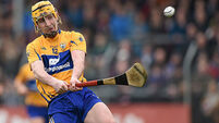 More than a sweeper, Colm Galvin the 'gatekeeper'