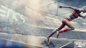 The future? Gene-edited athletes, eSports and the end of contact sport