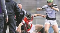 Na Piarsaigh V Cuala a stamina-sprint between two thoroughbreds