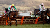 Ruby Walsh: Exceptional Douvan looks back to himself
