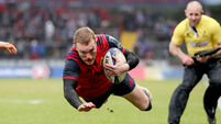 Munster is the one I love, the club that gave me everything. But that guarantees nothing...