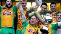 Corofin edge battle of the giants