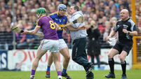 Davy Fitzgerald: I didn't want Jason Forde suspended