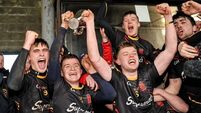 Manager says resilience key for Ardscoil
