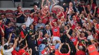 Stephen McDonnell out for Cork hurlers but Gary Keegan involved again in 2018