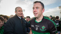 No surgery for Nemo Rangers star Paul Kerrigan