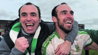Moorefield v St Loman's - AIB Leinster GAA Football Senior Club Championship Final