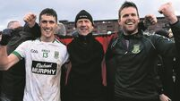Portlaoise a happy hunting ground for Moorefield's Eanna O'Connor