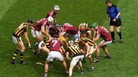 Galway's Aidan Harte excited at prospect of facing Cats four times