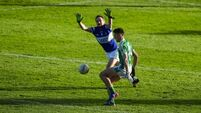 Moorefield turning minor success into major gains