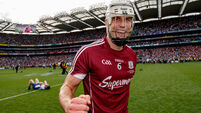Gearóid McInerney: All-Ireland win has lifted weight off Galway
