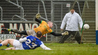 Blistering first half has Cavan in control