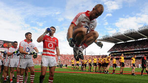 Cork and Down are fallen stars since 2010 football final