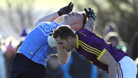 Barry O'Connor's winner sees Wexford seal rare victory over Dublin