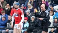 Cork manager John Meyler: 'Sending off took the wind out of our sails'