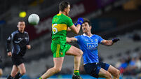 Diarmuid Connolly's return on the horizon for victorious Dublin