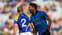 Paul Caffrey hopes Bernard Brogan will muscle through knee injury