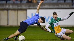 Cian Johnson to the rescue for Offaly against Dublin