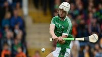 Kyle Hayes a frustrated spectator for Limerick and UL