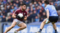 Damien Comer: 'Dublin as defensive as Galway'