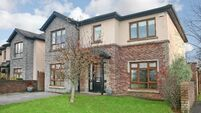 Substantial home in Limerick with sought-after address