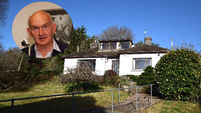 Poet Seán Ó Tuama's family home is literally a literary gem on the hill