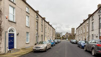 Georgian townhouse on the market: Don't dwell, Clonmel looks just swell...
