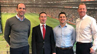 'Big four' of GAA, soccer, rugby and racing join forces in show of strength