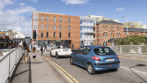 Planning notes: Go-ahead for further student digs