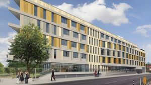 €200 million for student beds