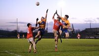Sherlock to rescue as Clare force Cork to play catch-up