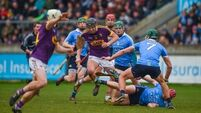 Davy demands more as Wexford oust 14-man Dublin