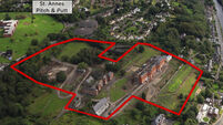 14-acre site of former St Kevin's Asylum finally put on the market