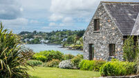 No stone left unturned in this west Cork beauty's design