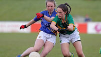 Kerry girls make no mistake in enforced replay